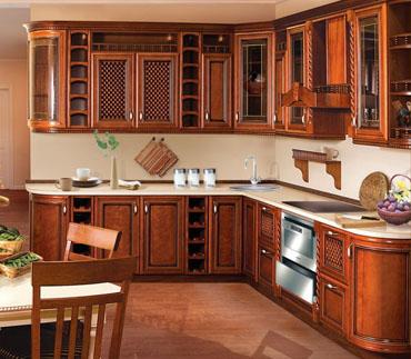 кухонных гарнитуров в брежневке